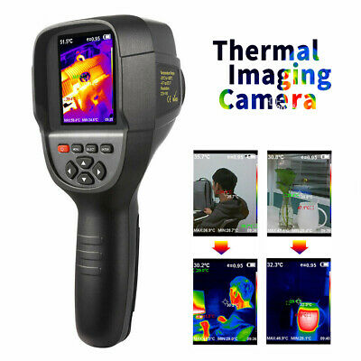 HT-18 IR Thermal Imaging Camera Handheld Infrared Image Temperature Detector