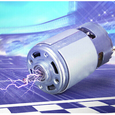 150W DC12V-24V Micro High Speed Power 13000-15000rpm 775 Motor 0.32A 5mm
