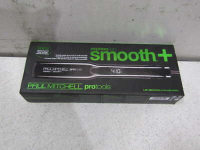 Pro Tools Express Ion Smooth Plus 1.25 Inch Flat Iron