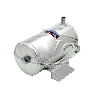 OBP 1L Round Bulk Head Mount Oil Catch Tank OBPCT004