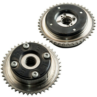 TIMING GEARS FOR MERCEDES C CLASS 1.8L Petrol 2002-ON M271 E CLK VVT PULLEY PAIR