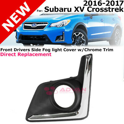 DRL COVER BEZELS Left Side for Nissan Versa Note 14-16