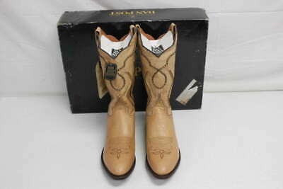 Dan Post Men' 12 Palamino Cowboy Boots DP26690