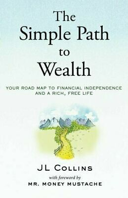 The Simple Path to Wealth: Your road map  (E-B00K)🎁+ GIFT😍🎁