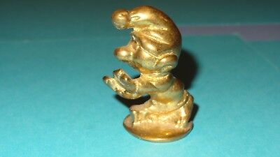 Smurfs Riverside Brass Sleepwalking Smurf Rare Vintage Display Art Figure Canada