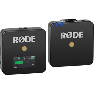 Rode Wireless GO Ultra Compact Digital Wireless Microphone System
