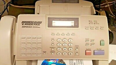 Brother Business Class IntelliFax 4100e Fax-Copy-Print USB Parallel Connectivity