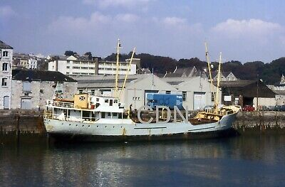7X5 PHOTO OF LERWICK AT PLYMOUTH 70S
