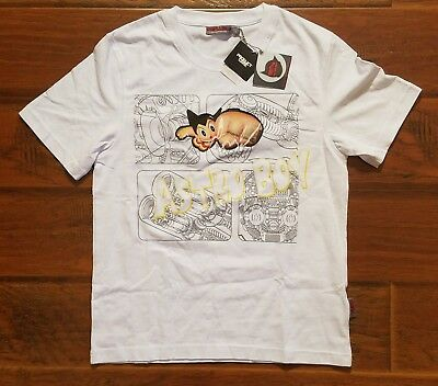 HTF New ASTRO BOY 3D T-Shirt Tezuka Production Official Japan (Picture Changes)