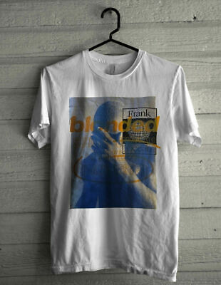 Hot Vintage Frank Ocean Blonded Parklife Merch white t shirt GILDAN reprint