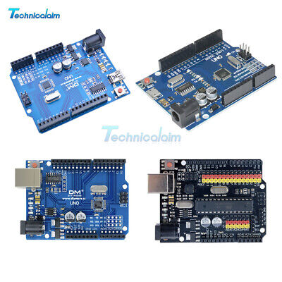 Mini/Micro USB ATmega328P/16AU UNO R3 CH340G Replace ATmega16U2 For Arduino