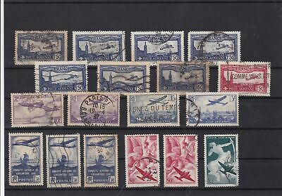 france air stamps  ref 11283
