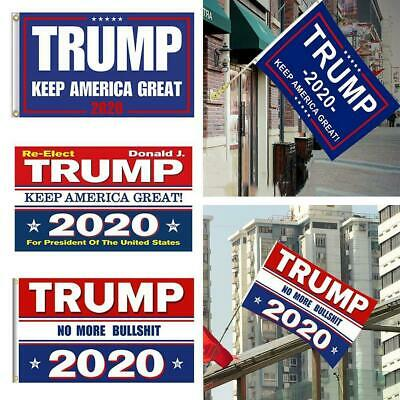 Trump Flag 2020 Keep America Great Again Donald for President USA MAGA  3x5 Ft