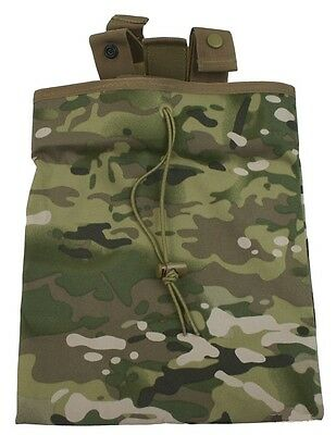 Multicam Mil-Tec Multitarn Empty shell pouch MOLLE fixings compliments MTP