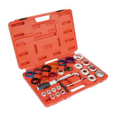 27Pcs Engine Crankshaft Camshaft Cam Oil Seal Remover Installer Repair Tool Kit