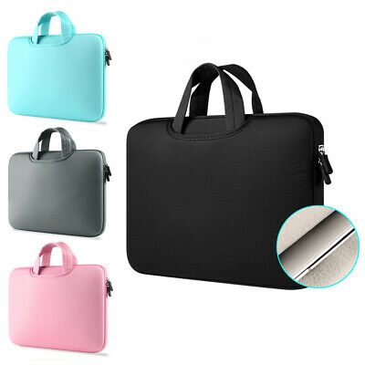 NEW Laptop Bag Sleeve Case Cover Notebook Pouch For MacBook Air Pro Dell Lenovo