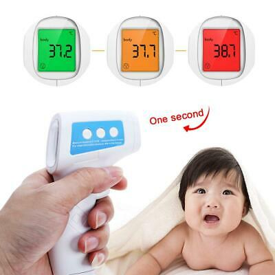Digital Thermometer Termometer Infrared Baby/Adult Body Forehead Non-Contact IR