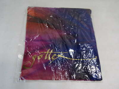 Gottex Women/'s US OS Belle Fleur Woven Cover Up Purple Multi 19BF500 *SEALED*
