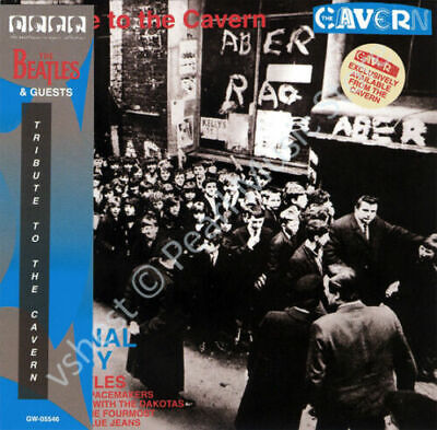 THE BEATLES - TRIBUTE TO THE CAVERN ( MINI LP AUDIO CD with OBI )