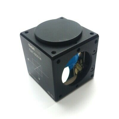THORLABS CM1-BS014 Non-Polarizing Beamsplitter 30mm Cage Cube, 90°, 1100-1600nm