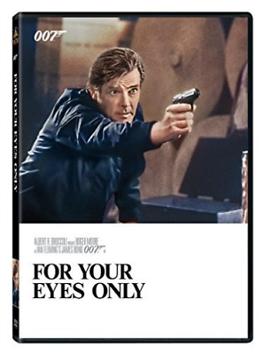 For Your Eyes Only / (Ws)-For Your Eyes Only / (Ws) Dvd New