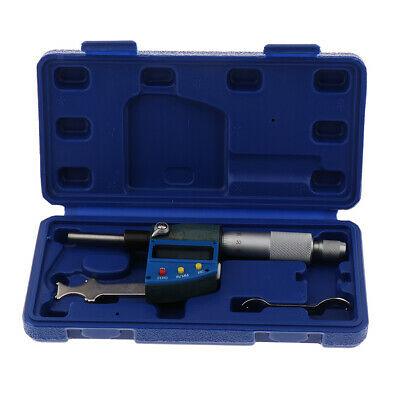 Digital Micrometer Head Inch/mm 0-1''/0.00005''Without Spindle Lock