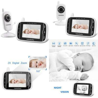 Video Baby Monitor With Camera And Audio | Keep Babies Safe With Night Vision, T