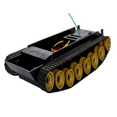 SN700 Shock Absorbed Robot Tank Chassis Kit Track Crawler for Arduino DIY