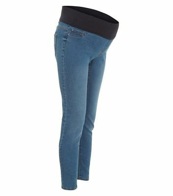 New Look Maternity Under Bump Jeggings UK 16 Regular Jeans