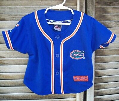 new product 922a3 9f2c3 FLORIDA GATORS COLOSSEUM Baseball Jersey Size S/M Youth ...