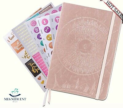 Law of Attraction Daily Planner - Deluxe Day Calendar and Gratitude Journal to I
