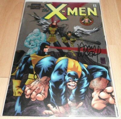 Marvel Collectible Classics X-Men (1998) #1DFSIGNED...Pub Jul 1998 by Marvel
