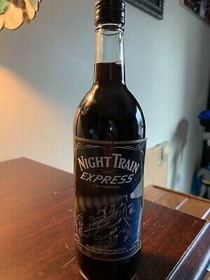 Bottle Guns N Roses Night Train Express Nightrain (LP CD) Promo Slash Axl Rose