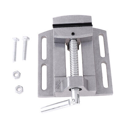 """Heavy Duty 2.5"""" Drill Press Vice Milling Drilling Clamp Machine Vise Tool UK"""