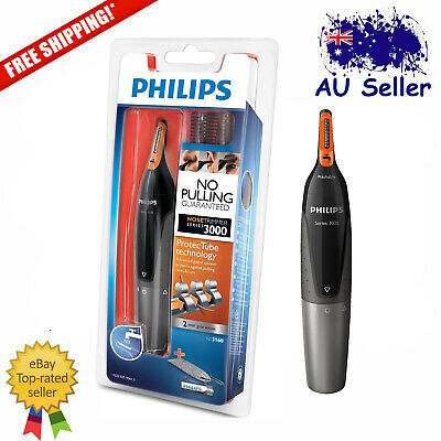 Philips Series 3000 Nose Trimmer NT3160/10 Ultra Precise Beard Eyebrow Hair