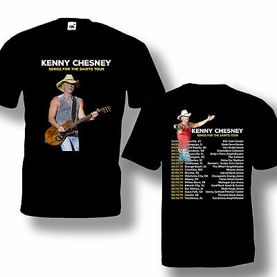 Brand New !!! Kenny Chesney Tour 2019 Date T SHIRT SIZE S-5XL