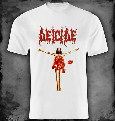 Brand New !!! Deicide Once upon the cross T SHIRT SIZE S-5XL