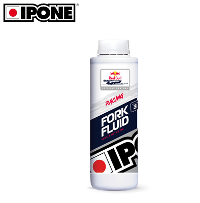 Huile de fourche IPONE fork fluid grade 3 1L 100% synthese competition KYB 01