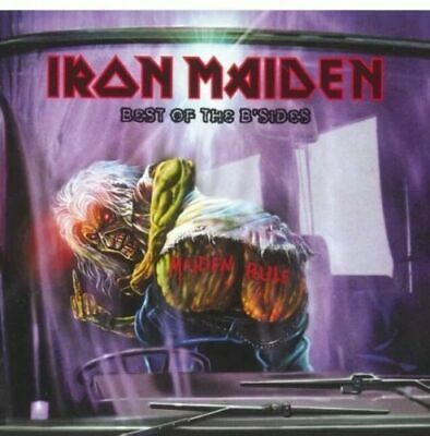 Iron Maiden - Best Of The B'Sides ( 2 AUDIO CDs in JEWEL CASE and 24 Pg.Booklet)
