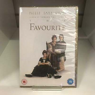 The Favourite DVD (2018) New and Sealed