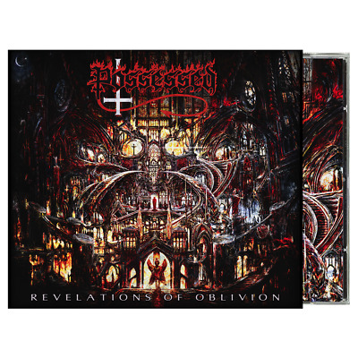 POSSESSED - REVELATIONS  OF OBLIVION Slipcase CD RARE Chilean Edition