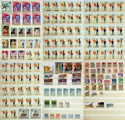 complete.issue. Transkei 75-78 Never Hinged 1980 Birds Unmounted Mint