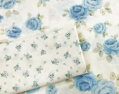 pink small flower floral JC6//37 Daffodil flowers Cotton Fabric BY THE YARD