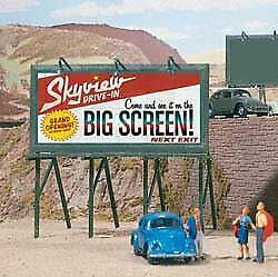 Walthers Scenemaster Ho Scale Plain Billboards (3) 949-4250