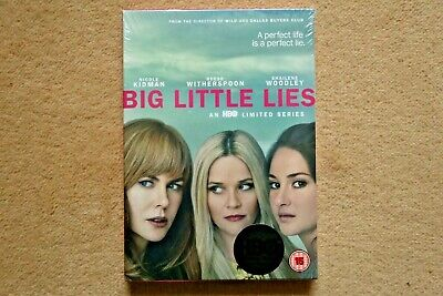 Big Little Lies Complete Series 1    Brand  New Sealed Uk Dvd