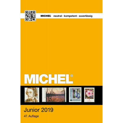 Catalogue Michel Junior timbres d'Allemagne 2019.