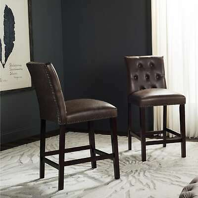Awesome Safavieh Norah 27 5 In Counter Stool Set Of 2 235 04 Lamtechconsult Wood Chair Design Ideas Lamtechconsultcom