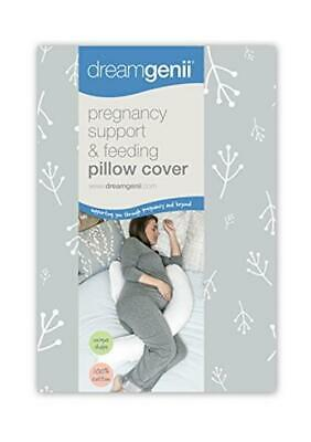 Dreamgenii Pregnancy Support and Feeding Pillow Cover Assorted Colors
