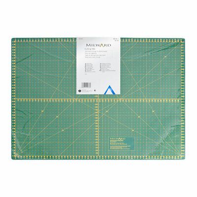 Milward 2153101 | Cutting Mat | Metric and Imperial | 60 x 45cm | 1 Piece