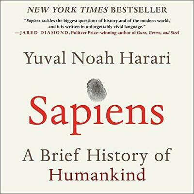 Sapiens: A Brief History of Humankind (MP3) Audiobook- download only